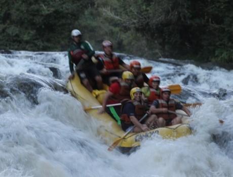 Rafting Empresarial